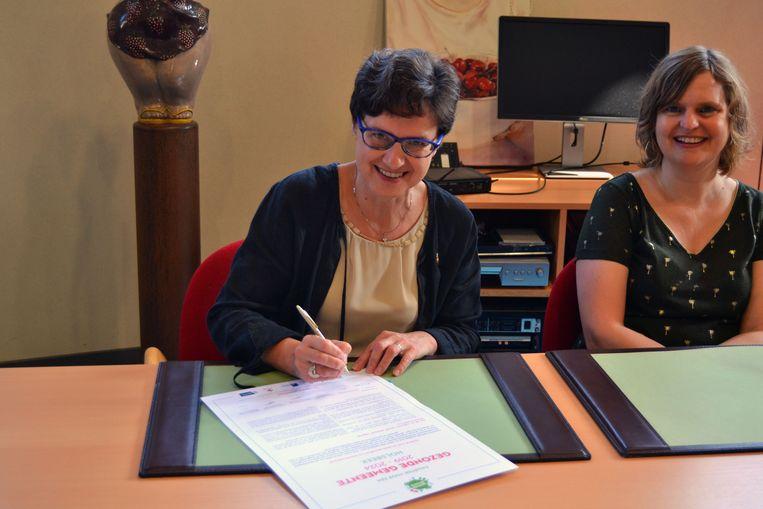 Holsbeek hernieuwt intentie om werk te maken van gezondere inwoners.