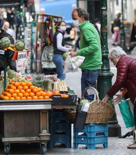 Quelques marchés liégeois rouvriront dès le mardi 19 mai