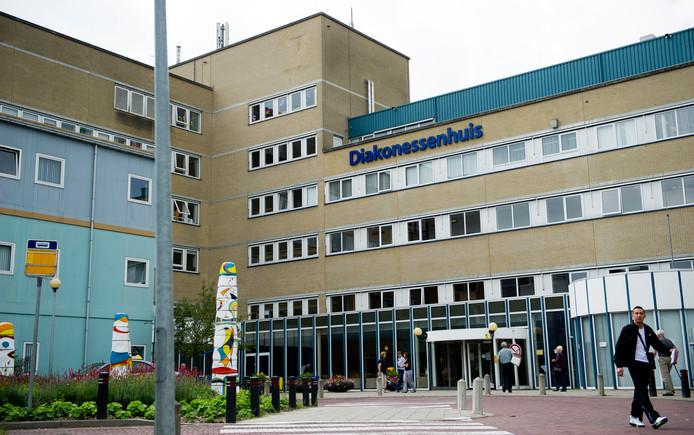 Het Diakonessenhuis in Utrecht.