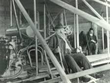 Permanente expositie over de eerste vlucht in Nederland met een vliegmachine te zien in Etten-Leur
