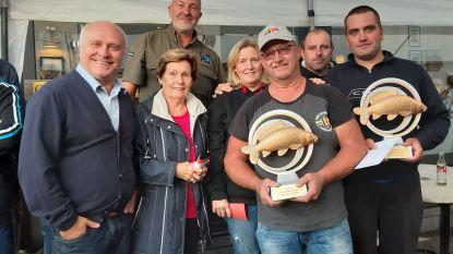 Prijzen uitgereikt na koppelwedstrijd vissen