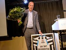 Jan Smit uitgeroepen tot erevoorzitter van Heracles