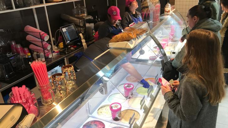 25 verloren uren voor een jaar lang gratis ijs van Baskin Robbins in Eindhoven