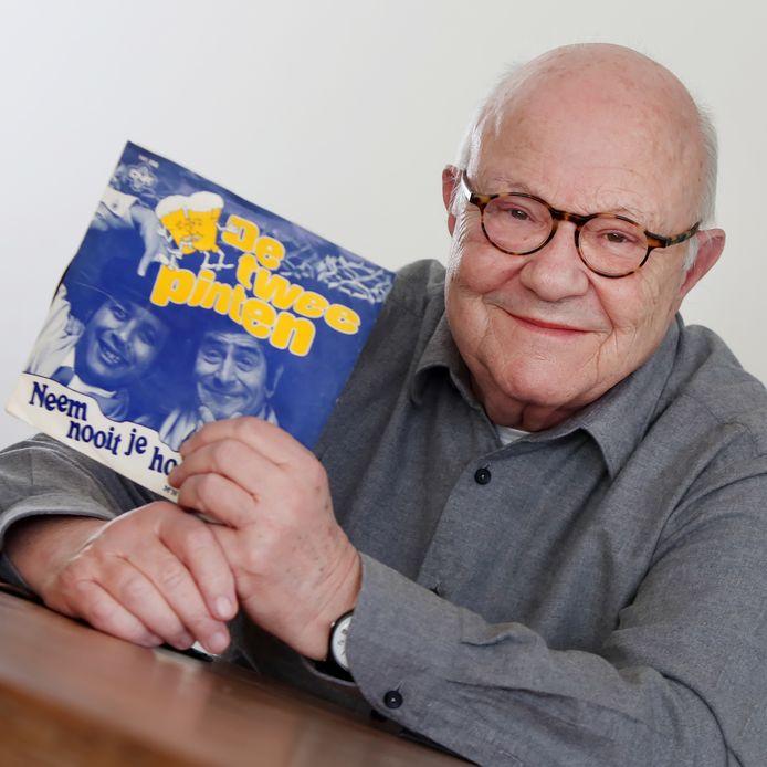 Louk Varossieau is 76 jaar geworden.