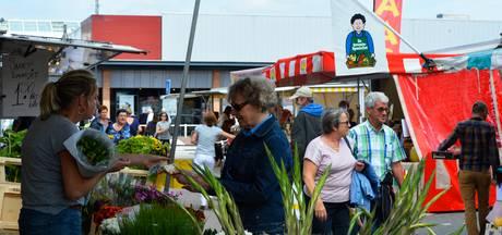 Marktkooplui Waalwijk zien verplaatsing wel zitten