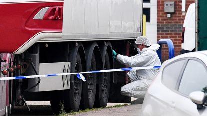 """Afschuw in stadje waar truck met 39 doden stond: """"Dit is moord"""""""