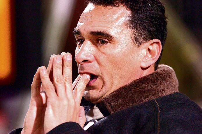 Gerald Vanenburg ziet het niet meer zitten in het seizoen 2006-2007.