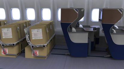 Is dit hoe we binnenkort coronaproof vliegen?