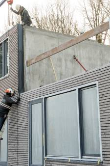 Frustratie bij kopers prefab-woningen Slokker uit Zeewolde groeit: 'Heel moeizaam en veel ellende'