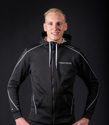 Van Eck zegeviert in wereldbeker na vierde plaats in België