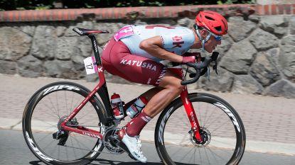 KOERS KORT. Politt gaat mee naar Israel Cycling Academy - Movistar strikt Deense tijdritbelofte