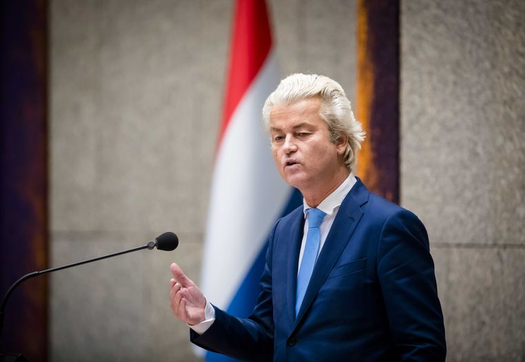 Geert Wilders (PVV) ziet veel belangen en overeenkomsten Rusland en Nederland.