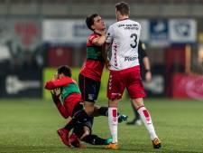 Helmond Sport-verdediger Ron Janzen mist laatste wedstrijden door schorsing