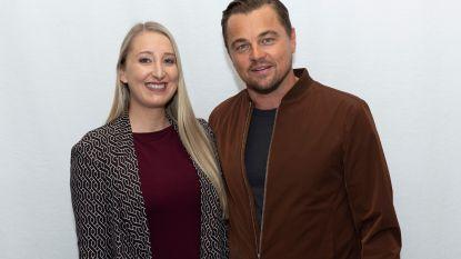 """INTERVIEW. Leonardo DiCaprio steunt klimaatspijbelaar Anuna De Wever: """"We moeten blijven vechten"""""""