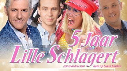 Lille Schlagert is aan vijfde editie toe