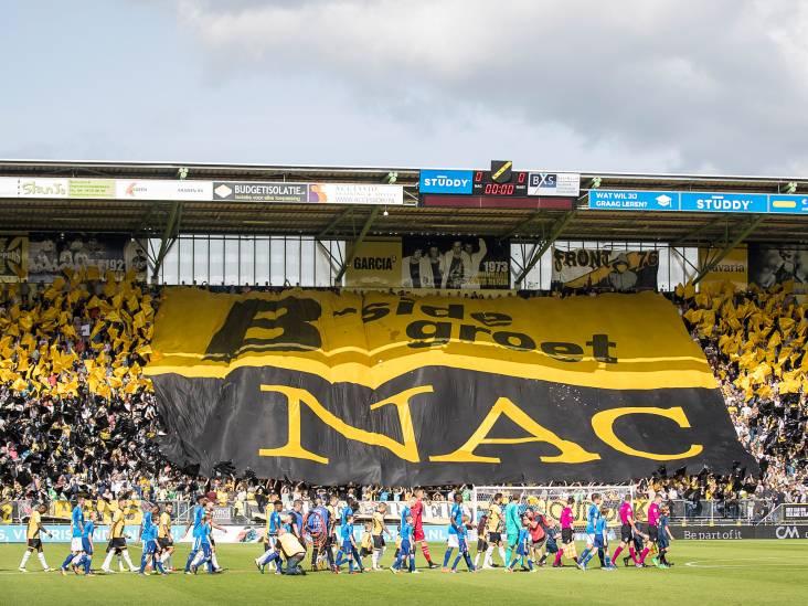 Gouden seizoenkaarten leveren NAC ongeveer één miljoen euro op, B-Side onverminderd populair
