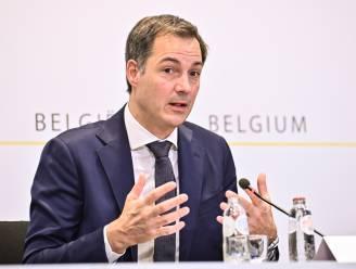 """Premier De Croo over """"verstrengde lockdown"""": """"Dit zijn de maatregelen van de laatste kans"""""""