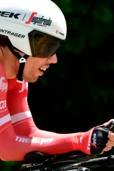 Ploeggenoot van Mollema en De Kort betrapt op doping en mist Tour