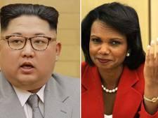 Condoleezza Rice: Kim Jong-un eigenlijk veel slimmer dan ik dacht