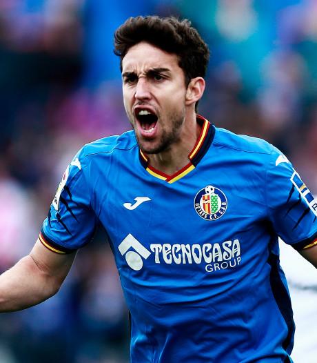 Getafe kan Champions League ruiken na zege op Sevilla