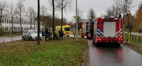 Edese fietsster gewond bij aanrijding op sportpark