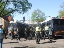 Celstraffen voor supporters Ajax bij wedstrijd De Graafschap