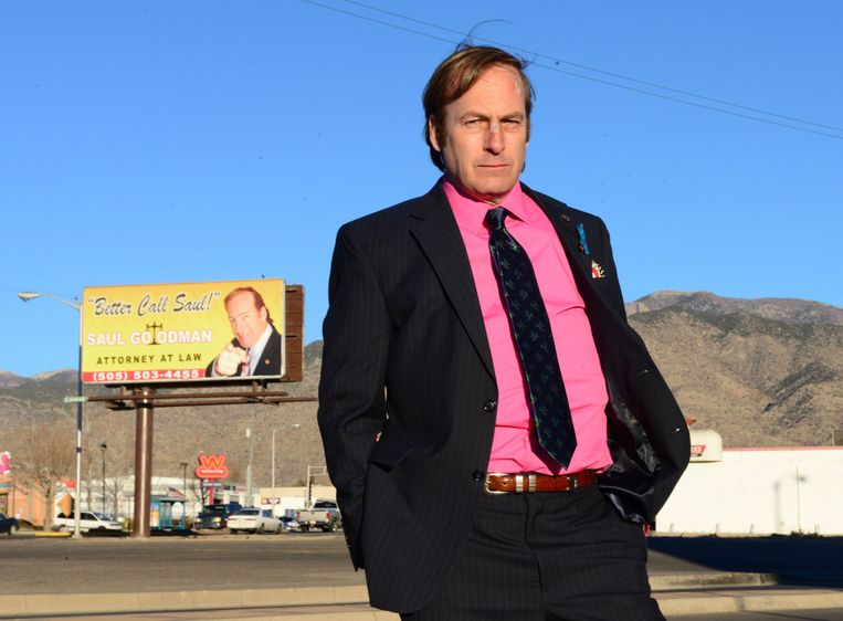 Bob Odenkirk in Better Call Saul Beeld AMC
