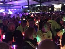Derde keer Glow Run in Eindhoven