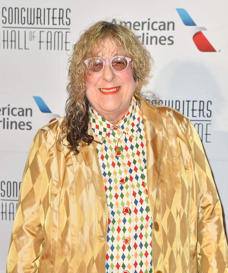 Allee Willis werd in 2018 opgenomen in de Songwriters Hall of Fame. Beeld AFP