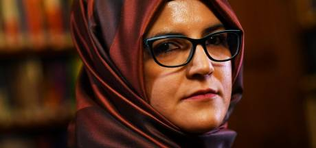 """La fiancée de Khashoggi """"extrêmement déçue"""" par Trump"""
