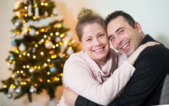 Sandy en Laurens trouwen vrijdag. Veel sneller dan gepland, en gehoopt.