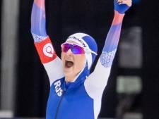 Voronina stoot Sáblíková van troon met sensationeel wereldrecord