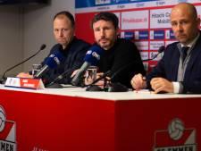 De trainer van PSV maakt zijn eigen spelregels voor het taxeren van een crisis