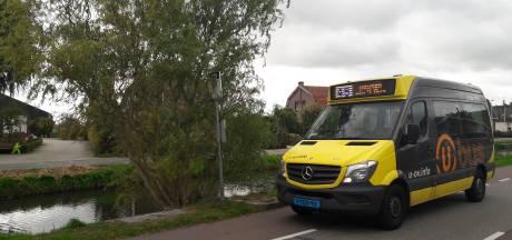 Veel vragen over 'oproepbus' U-Flex op Eiland van Schalkwijk