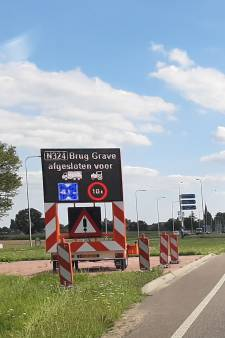 VVD wil opheldering over slechte Maasbrug bij Grave
