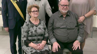 Roger en Erna uit Kluizen vieren gouden huwelijksverjaardag