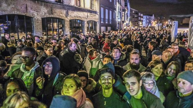 """Kortrijk start 2021 met record van 77.292 inwoners: """"Huwelijken nemen duik, maar aantal geboortes zit wel in de lift"""""""