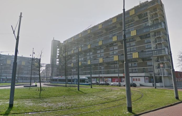 Dijkgraafplein in West.