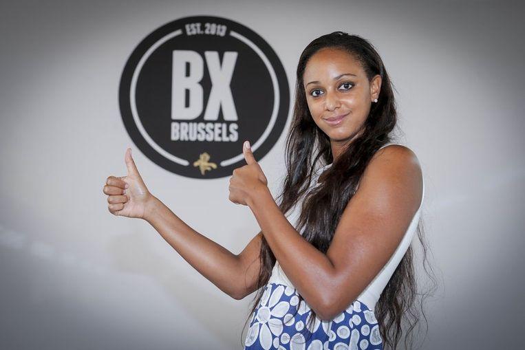 Christel Kompany, de zus van Vincent, heeft de leiding van het project BX Brussels op zich genomen