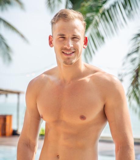Daan (25) uit Eindhoven is verleider in het nieuwe seizoen Temptation Island