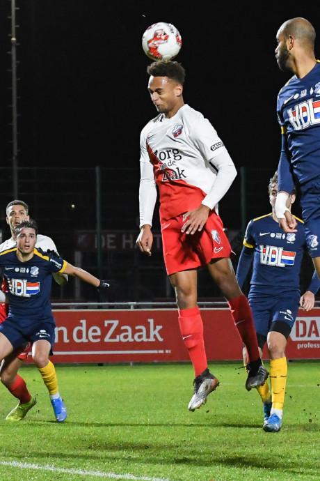 Samenvatting   Jong FC Utrecht - FC Eindhoven