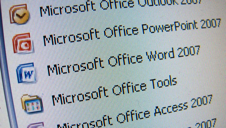 Gebruikers van Windows zitten nu nog vast aan Internet Explorer, als ze dat surfprogramma niet willen moeten ze zelf een andere browser downloaden. Foto ANP Beeld