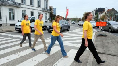 Speecqvest wordt even Abbey Road