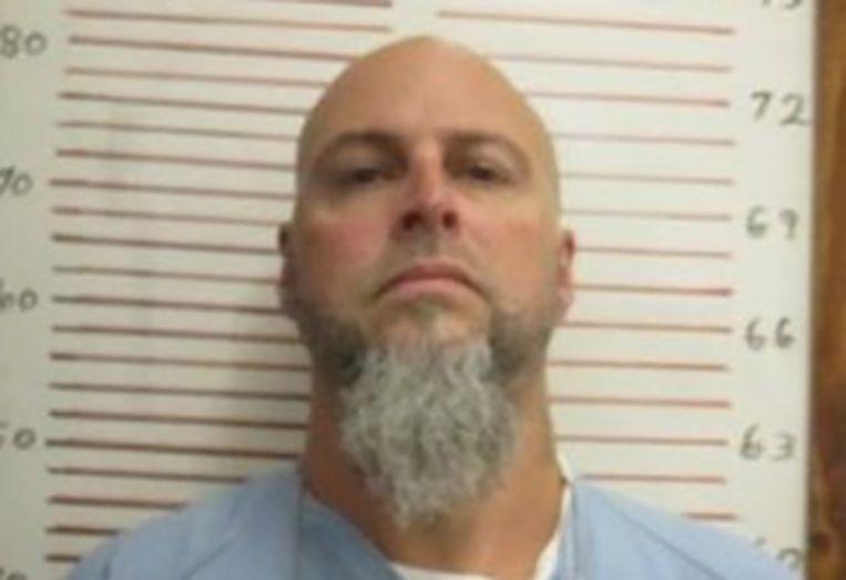 De meest recente foto van de voortvluchtige gevangene  Curtis Ray Watson (44)