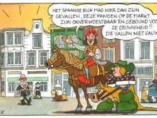 Gruwelijk lachen om de geschiedenis van Den Bosch