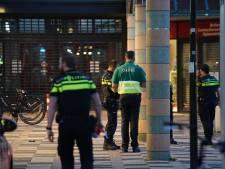 Gewonde (23) bij steekpartij bij metrostation in Spijkenisse