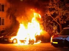 Geen noodverordening in Vlaardingen na nieuwe reeks autobranden