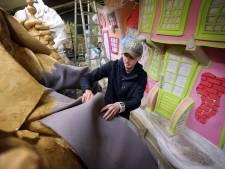 Van piepschuim, paverpol, polyester of papier: carnavalswagens worden overal in Brabant anders gemaakt