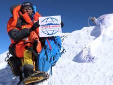Pour la 24e fois, ce Népalais a gravi l'Everest, un record mondial
