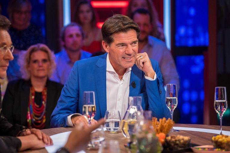 Twan Huys tijdens de RTL Late Night. Beeld ANP Kippa